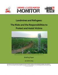 Landmines & Refugees