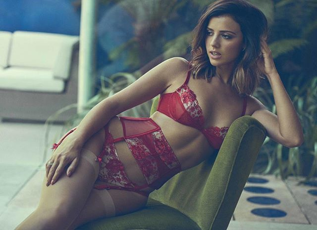 WEBSTA @ lucymeck1 - Recent lingerie shoot for @bouxavenue my fav set❤️ #bouxavenue #lingerie #redlingerie #underwear #lace #modelling