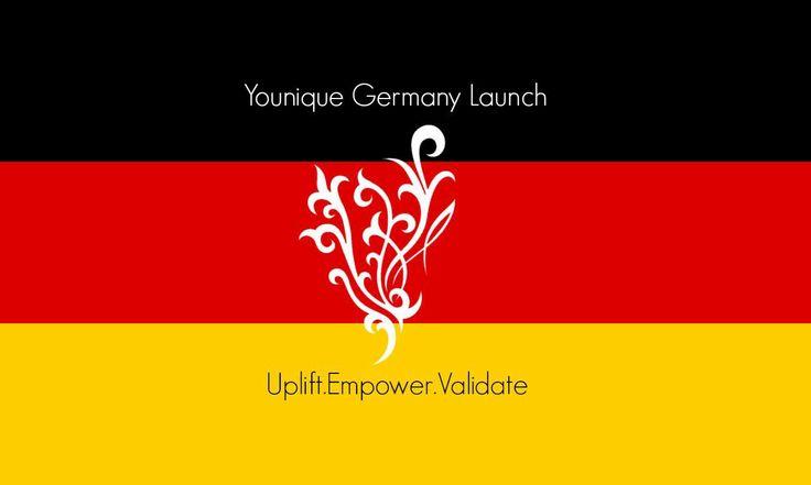 Younique is launching in Germany!!! Ab 1. September können Sie Younique Produkte bestellen, aber schon ab 1. August können Sie Presenter werden. Erfahren Sie mehr hier: https://www.youniqueproducts.com/NicolaBuntin