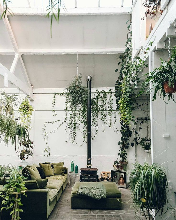 35 Indoor Garden Ideas To Green Your Home: 17 Best Ideas About Skylights On Pinterest