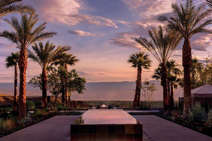 lua de mel em Palm Springs Califórnia