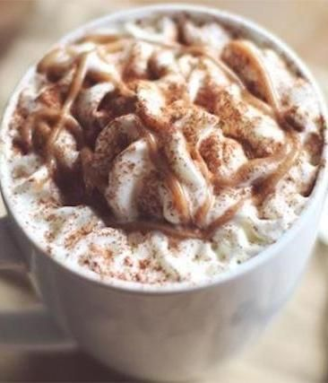 10 yummy coffee drinks you can make at home!