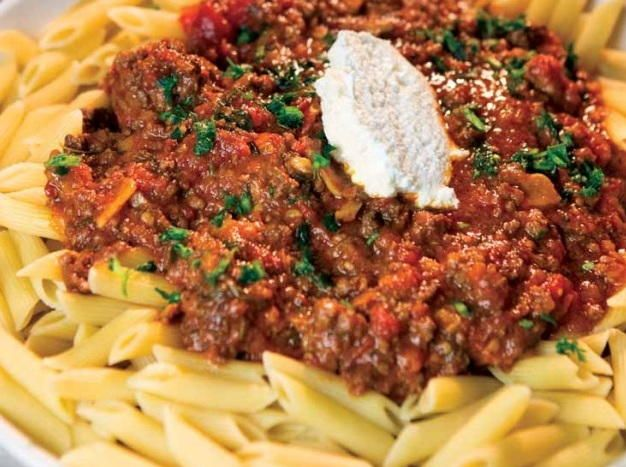 """<strong><em>Editor's Note:</em></strong><em>Planning a celebration? Whether it's for a birthday, anniversary, or other special event, go all-out with this recipe forLamb Bolognese with Fresh Ricotta. The <a href=""""https://www.cookstr.com/tag/Italian"""" target=""""_blank"""">classic Italian recipe</a> is one that wil..."""