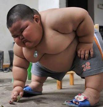Aplicação online mostra a chance de criança desenvolver obesidade infantil.
