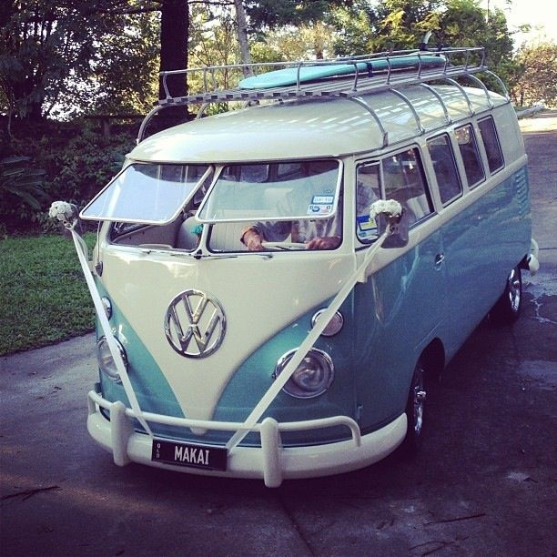 Buy a camper van, give up work and travel across the UK with someone special