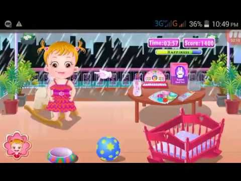 Baby hazel ply game and video most beautiful girl HD