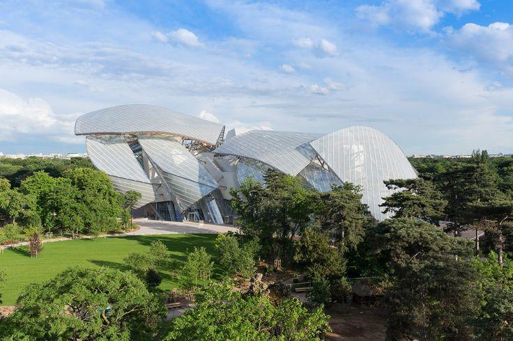 Fundação Louis Vuitton / Gehry Partners