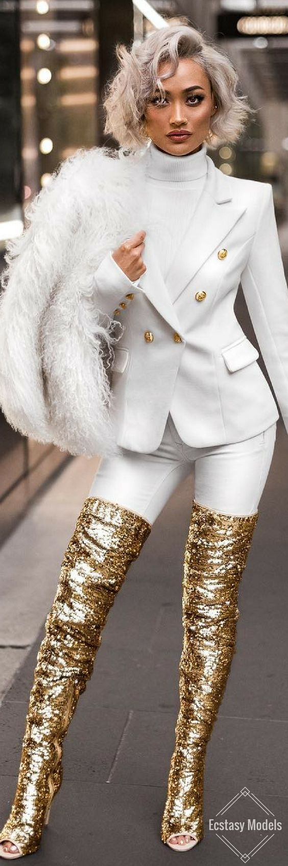 Best 25+ White boots ideas on Pinterest | White women\u0027s boots ...