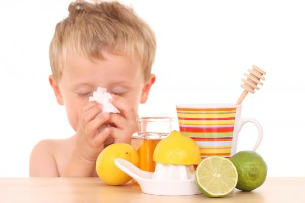 Childhood sickness is no fun. Here are some simple, safe ways to treat cough, nasal congestion, and those dreaded stomach bugs.