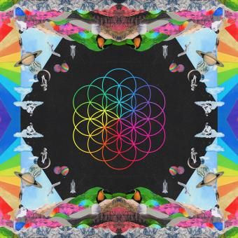 A Head Full Of Dreams - Coldplay's new album out Dec. 4th.
