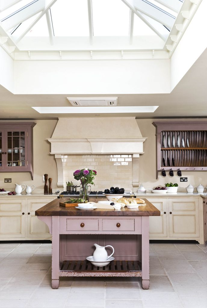 Mrs LA's Chalon Kitchen In An Orangery