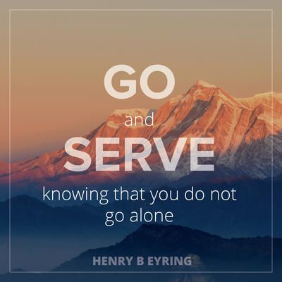 President Henry B. Eyring | 16 quotes about service and love from LDS General…