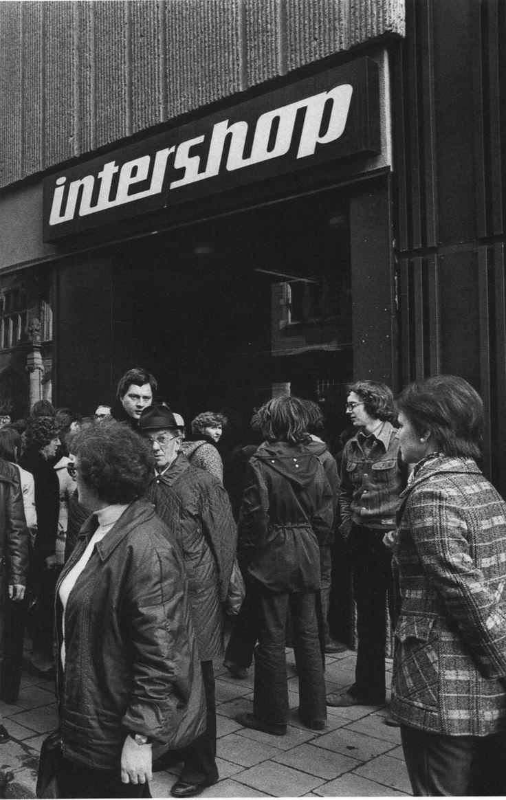 Intershop, DDR 1977