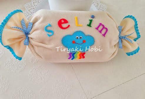 ♥ Tiryaki Hobi ♥: Takı Yastığı