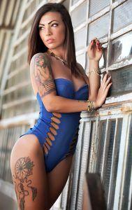 красивые женские татуировки 08