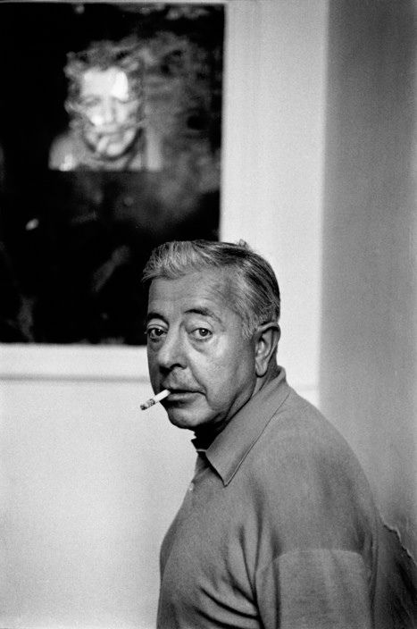 René Burri. J Prevert