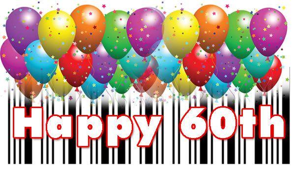 Happy 60th Birthday Happy 60th Birthday Wishes