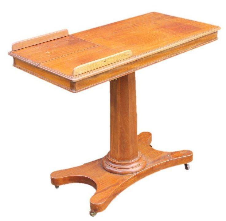 Victorian Bedside Reading Table | Looking For Antiques