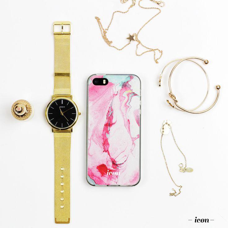 #case #icon #dressyourmobile #watercolor #style #granashop