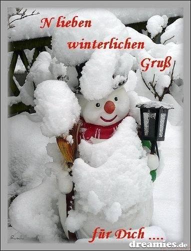 gb-bilder-claudia - Winter - mit Text