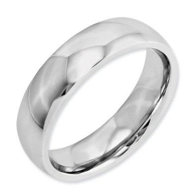 Eternal Bond - Cobalt 6mm Comfort Fit Men's Wedding Band Featuring a High Polish Finish(Size 4-15): Jewelry: Amazon.com