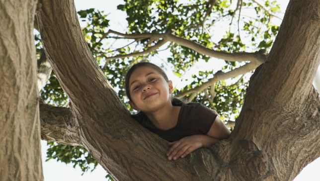 Kids spend less time outside than ever — but some innovative educators want to change that.