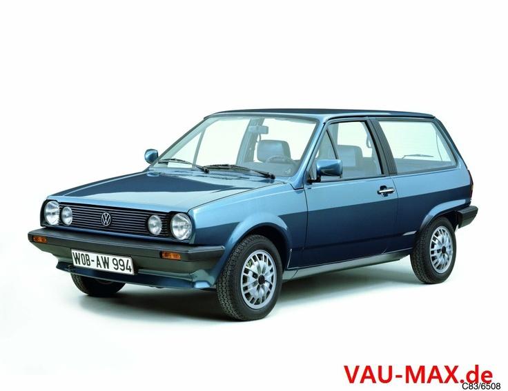 VW Polo Coupe 1982-1994