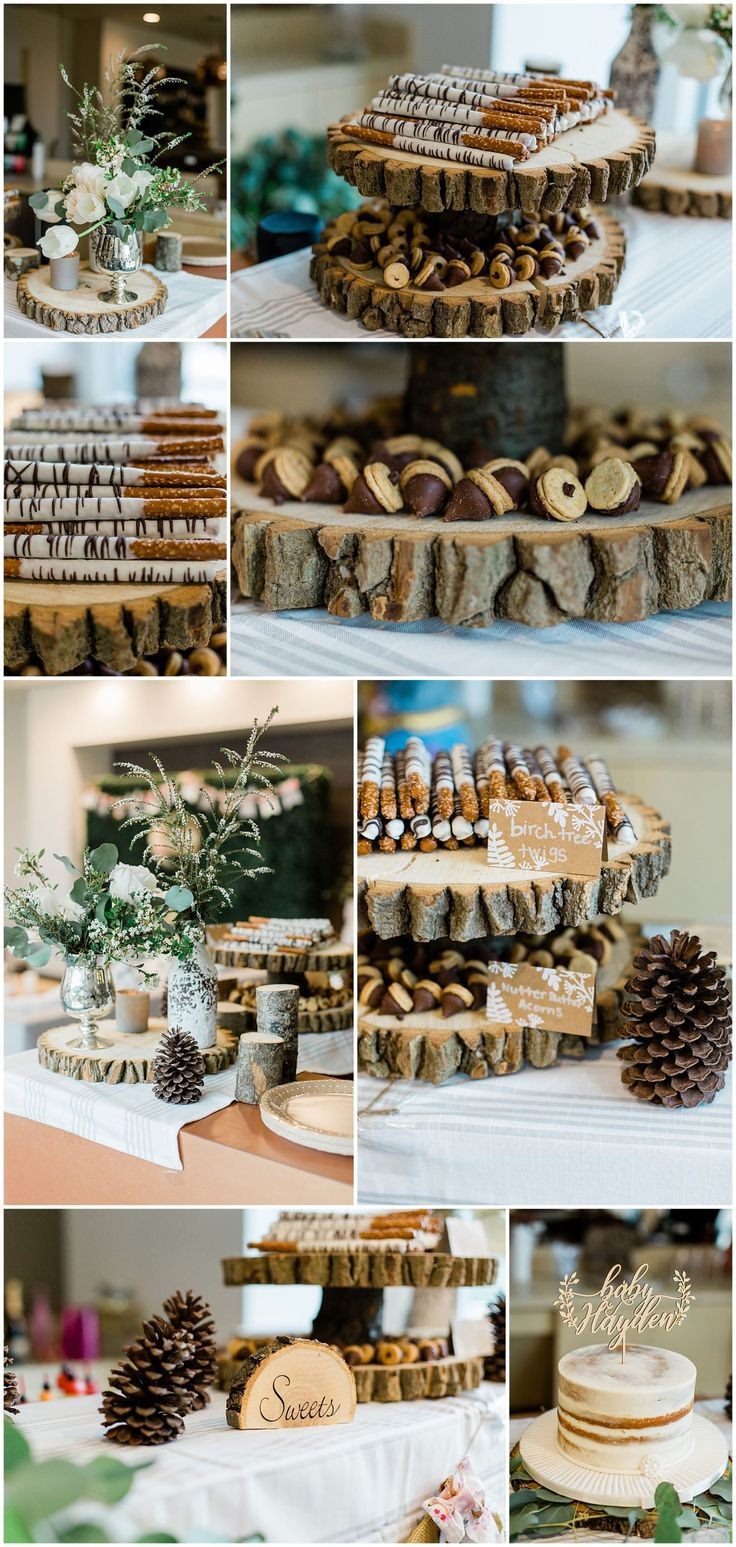 Woodland Theme Baby Shower – Showers