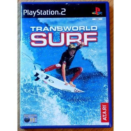 Transworld Surf (Atari) Playstation 2