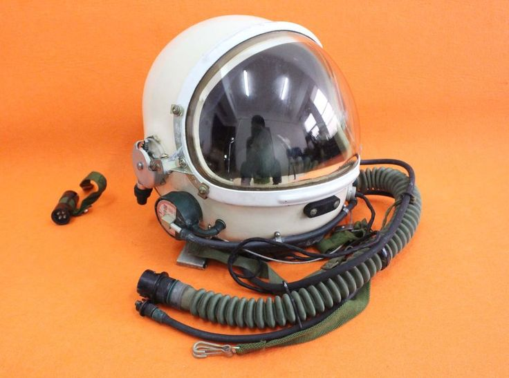 No:0008095. Original High Altitude Astronaut Space Pilots Pressured Flight Helmet TK-4A. The best flight helmet, the lowest price, the biggest sellers. Size :1# xxl LARGEST. Only: $ 399.