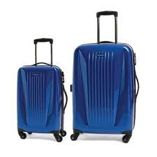 The handles have multiple lockup positions. the actual fact that the baggage return equipped with 360 degree spinner wheels has additionally happy several reviewers.