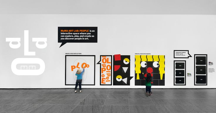 MOMA ART LAB:PEOPLE_INTERACTION NO TECH_CHILDREN
