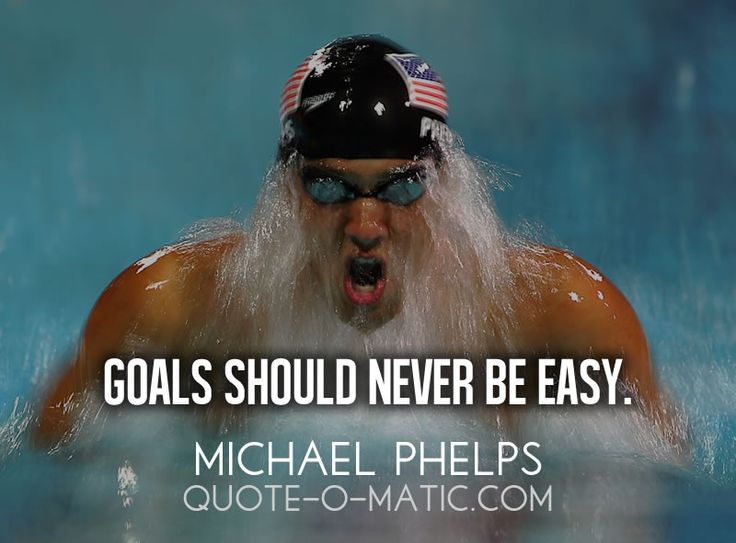 MICHAEL PHELPS QUOTES TUMBLR image quotes at BuzzQuotes.com