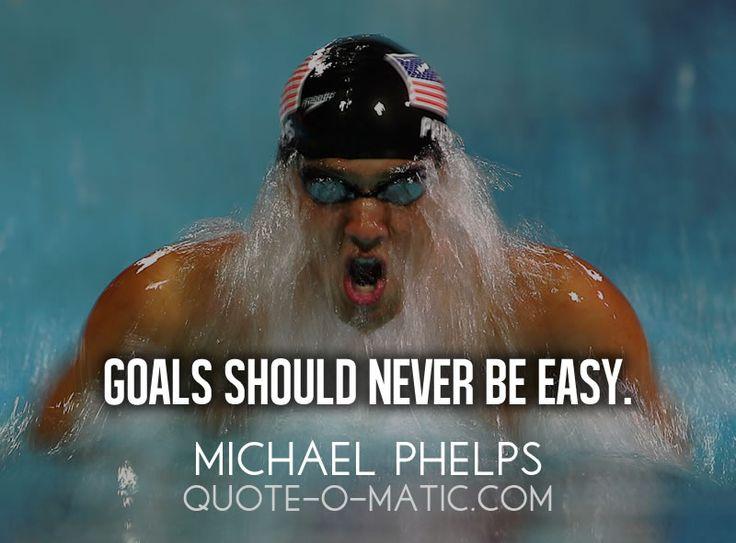 MICHAEL PHELPS QUOTES TUMBLR image quotes at BuzzQuotes.com