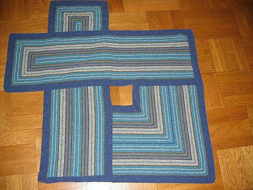 Ravelry: Promenade pattern by Hanne Falkenberg