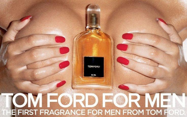 Na campanha de sua primeira fragrância masculina, o estilista Tom Ford escalou o fotógrafo Terry Richardson para clicar um ensaio pra lá de sensual (Foto: Divulgação)