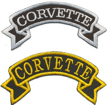 Corvette Tygmärke