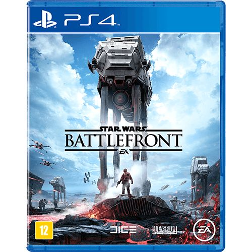[Sub] Game Star Wars: Battlefront - PS4 - R$ R$ 67,99