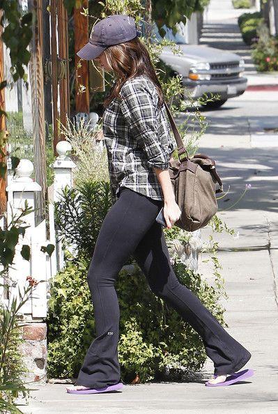 Megan Fox Photos: Megan Fox Leaving The Ken Paves Salon In West Hollywood