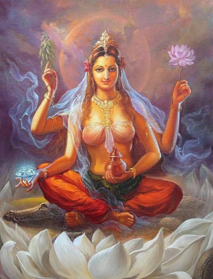 Mārasūdanāvaiśitottamadatārā - Tārā who crushes all māras and bestows supreme…