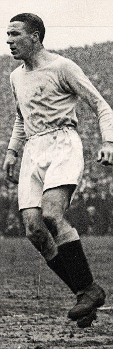 Matt Busby - the legendary Man Utd manager who in his playing career played for Manchester City making 204 appearances between 1928 and 1936. He then joined Liverpool ... now not a lot of people know that!!