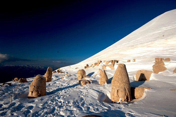 Nemrut Mountain - Adıyaman / Turkiye
