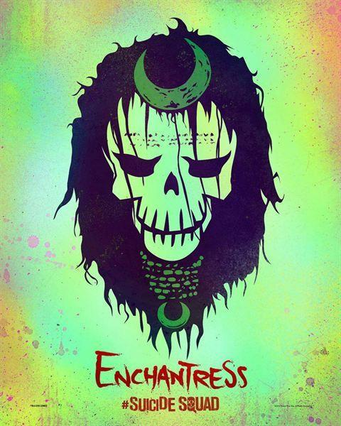 Enchantress (Cara Delevingne)