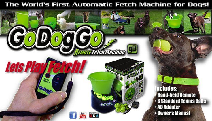 auto fetch machine