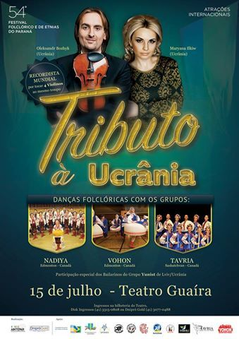 nadiya ukrainian dance ensemble in brazil - Google Search