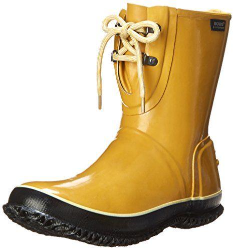 Bogs Women's Urban Farmer 2 Eye Lace Waterproof Boot, Mustard, 7 M US Bogs http://www.amazon.com/dp/B00L5I9G5Q/ref=cm_sw_r_pi_dp_QYNLwb1BVFC9W