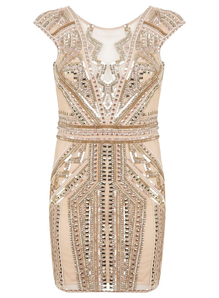 Gatsby party someday? // Petite dress by Miss Selfridge