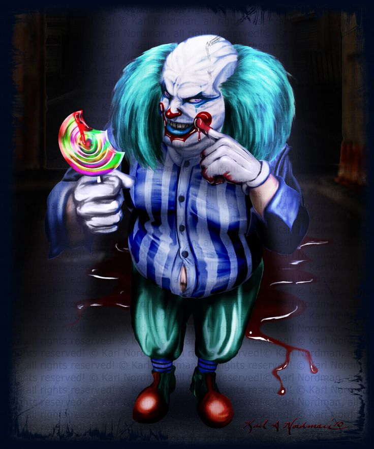 Killer Clowns - Bing Images