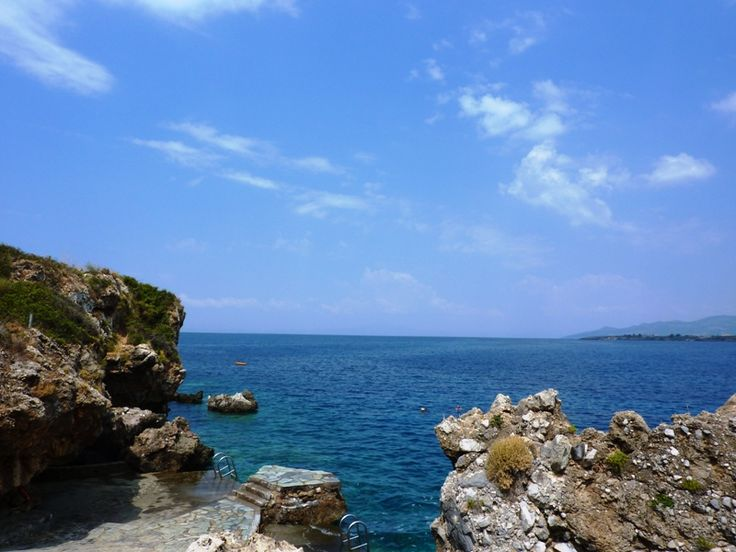 Badebucht Agios Nikolaos
