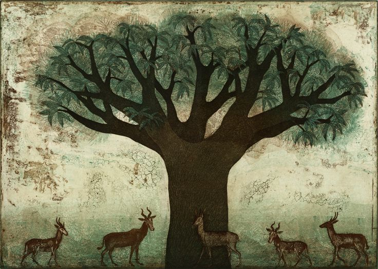 Piia Lehti: Emopuun suojissa / In the Shelter of the Mother Tree, 2013
